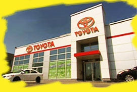 Toyota occasion montreal chez Houle Toyota Montreal